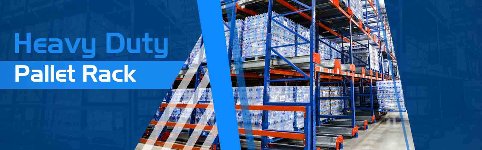 Heavy Duty Pallet Rack Manufacturers In Dhankot
