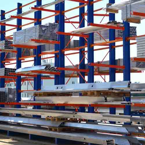 Cantilever Rack In Bokaro