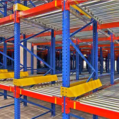 Industrial Racking System In Khushkhera