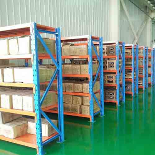 Light Duty Storage Rack In Khushkhera