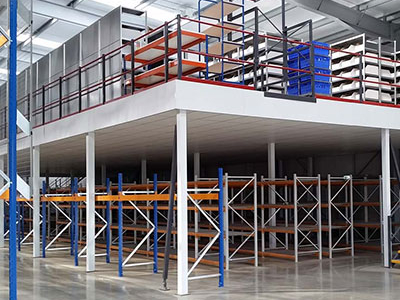 Mezzanine Floor In Hyderabad
