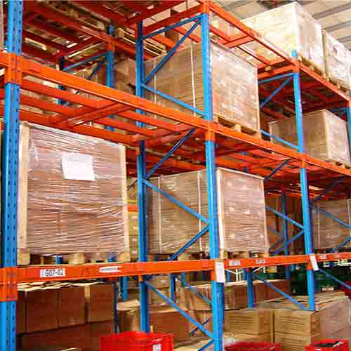 Pallet Storage Rack In Khushkhera