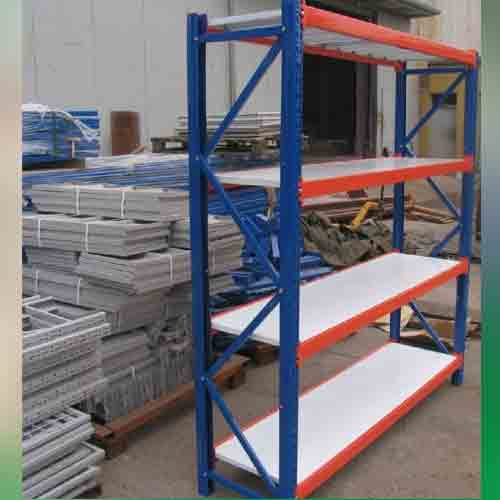 Slotted Angle Rack In Kapas Hera