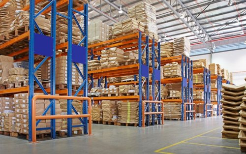 Warehouse Storage Rack In Bhilwara
